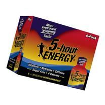 5-Hour Energy Dietary Supplement Shot Grape - 1.93 oz