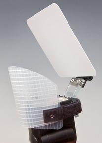 """Demb Flash Diffuser Pro - Articulating Panel, 4.5"""" X 5"""" Plus"""