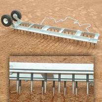 Diamond Digger Field Groomer w/Wheels