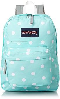 JanSport Women's Digibreak Aqua Dash Spots Backpack