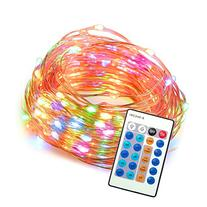 TaoTronics Dimmable Waterproof 100 LED String Lights with