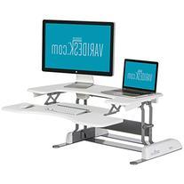 VARIDESK - Height-Adjustable Standing Desk - Pro Plus 36 -