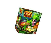 Dino Meal -- The Steal the Eggs Before the Dinosaur Lunges