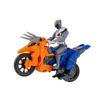 """Power Rangers Dino Super Charge - Dino Cycle with 5"""""""