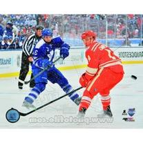 Dion Phaneuf 2014 NHL Winter Classic Action Sports Photo