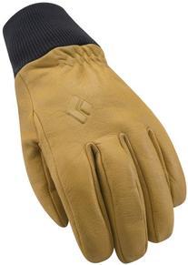 Black Diamond Dirt Bag Climbing Gloves, Natural, Large