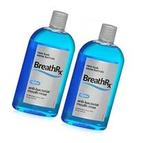 BreathRx DIS364   Anti-Bacterial Mouth Rinse - 16oz