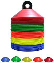 BlueDot Trading Disc Cones