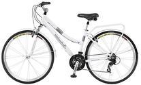Schwinn Discover Women's Hybrid Bike ,White,28