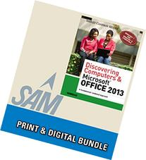 Bundle Discovering Computers Microsoft Office 2013 A