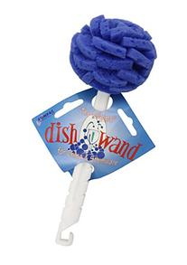"Compac's 8"" Dish Wand ""China"", Scrubbing Sponge Cleans Your"