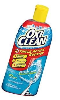 Oxiclean Dishwashing Booster, 18.4 Ounce