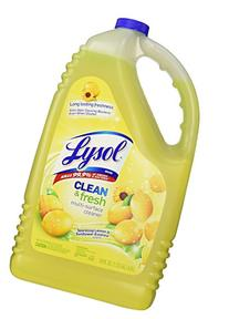 Lysol Disinfectant Clean and Fresh, Multi-Surface Cleaner,