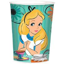 Amscan Disney Birthday Party Alice in Wonderland Favor Cup,