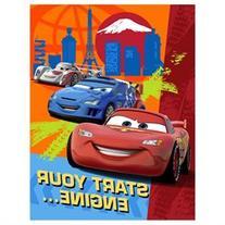 Disney's Cars 2 - Invitations