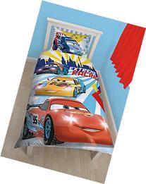 Character world Disney Cars Champ Single Panel Duvet Set by