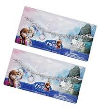 Disney Frozen Charm Bracelet 2 Pack