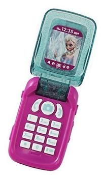 Disney Frozen Flip Phone