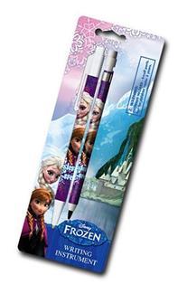 National Design Disney Frozen 2 Pack Pen & Mechanical Pencil