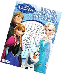 Bp Word Search Dsny Frozn Size 1ct Bp Word Search Disney