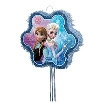 Snowflake Disney Frozen Pinata, Pull String