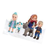 Disney Frozen 6-inch Toddler Gift Set