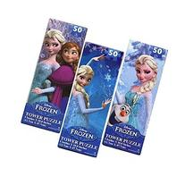 Disney Frozen Tower Puzzle