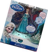 Frozen Disney Light & Sound Room Glow