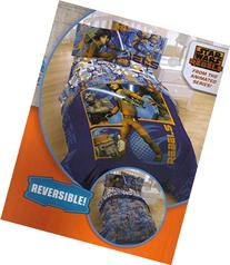 Disney Lucas Film Star Wars Rebels 4pc Twin Comforter and