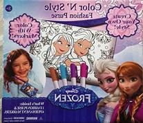 Disney Frozen Color N' Style Fashion Purse