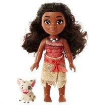 Disney Princess Petite Adventure Moana and Pua Doll