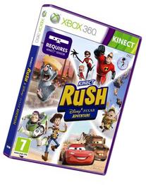 Disney Pixar Rush Xbox Kinect