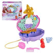 Disney Princess Ariel's Flower Showers Bathtub Playset