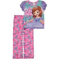 738be34c58 Disney Sofia The First Castles and Crowns Toddler Pajama for