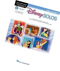 Disney Solos for Trumpet: Play Along with a Full Symphony