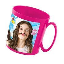 Soy Luna Disney Taza Mug Cup Microwave Microondas 36cl