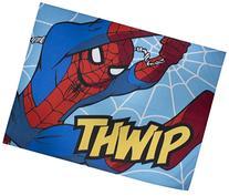 Disney Spiderman Ultimate Thwip Fleece Blanket