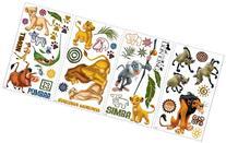"Disney ""The Lion King"" Wall Decal Cutouts 18""x40"