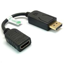 SIENOC Displayport DP Male to HDMI Female DP to HDMI Adapter