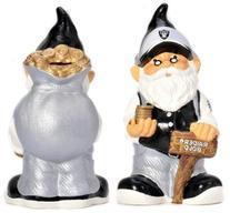 Caseys Distributing 8132998501 Oakland Raiders Garden Gnome