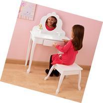 KidKraft Medium Diva Bedroom Vanity Set