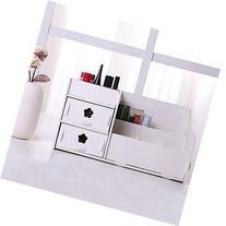 CC Fashion DIY Wooden Desk Organier Small Objests Cosmetics