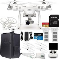 DJI Phantom 3 Advanced Quadcopter Drone with 1080p HD Video