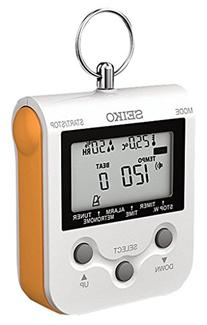 Seiko DM90D Compact Metronome, Orange