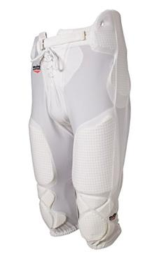 DNA™ Nylon-Lycra Youth All-in-One Football Pant with Pads