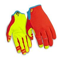 Giro DND Jr. II Gloves - Kids' Glowing Red Camo/Black, S