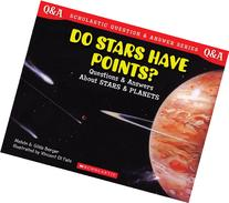 Scholastic Question & Answer: Do Stars Have Points