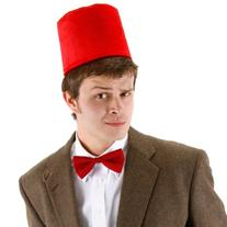 elope Doctor Who Fez & Bowtie Set