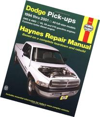 Dodge Full-Size Pickups, 1994-2001
