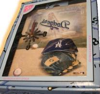 Dodgers Quartz Wall Clock